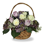 Life Celebration Basket