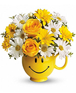 Teleflora's Be Happy Bouquet