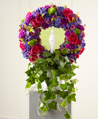 Faith & Understanding Wreath